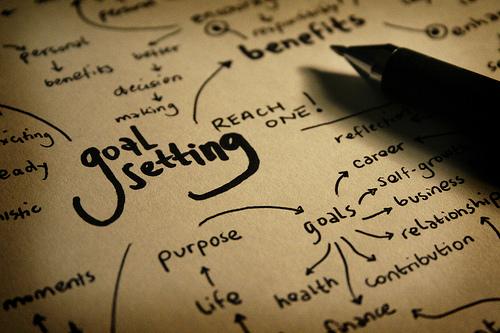 setting goals, decisions, fierce